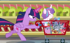 my little pony a flurry of emotions